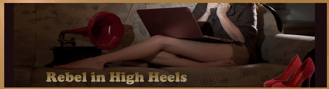 Charlotte Laws Rebel in High Heels