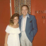 Charlotte Laws and bob Hope