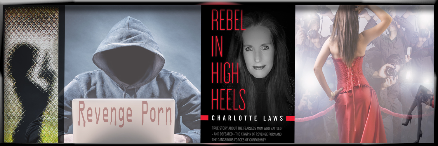 Rebel in High Heels by Charlotte Laws