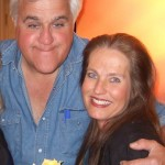Jay Leno and Charlotte Laws